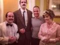 Manuel, Basil, Joe Cole & Sybil