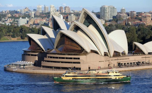 Image used with permission from Sydney Opera House Trust