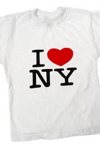 I Love New York  Souvenir T-Shirt